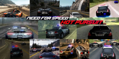 need for speed hot persuit download